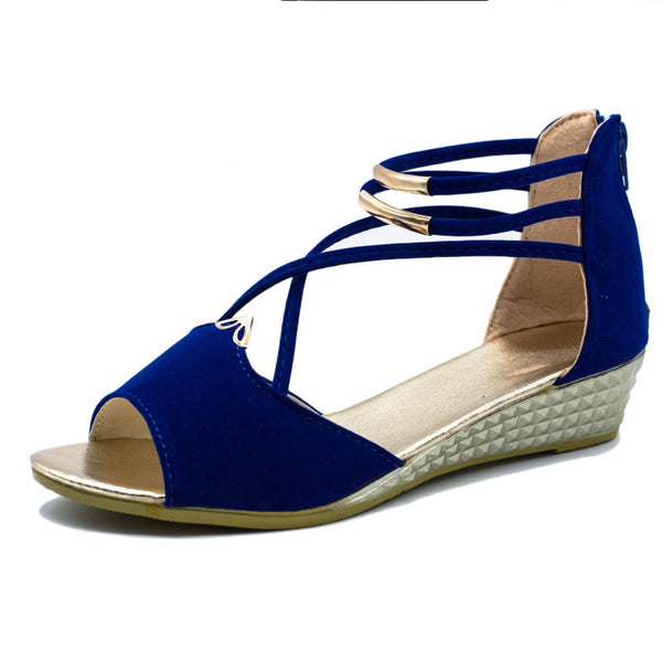 Platform Wedges Sandals  Shoes For Women - Lillie