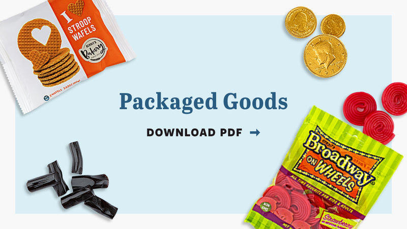 Click here to download Packaged Goods PDF
