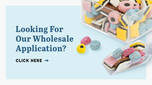 Looking For Our wholesale application? Click here!