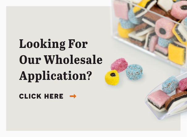 Looking for our wholesale application? Click here