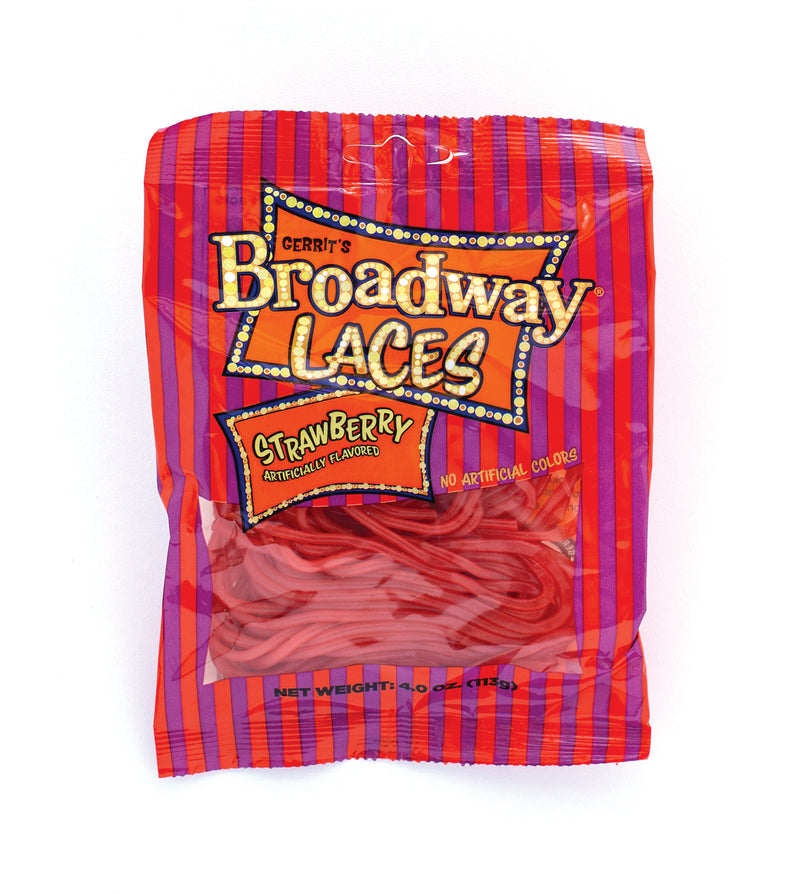 Broadway Laces Strawberry