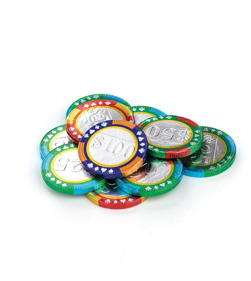 Castle Casino Chips