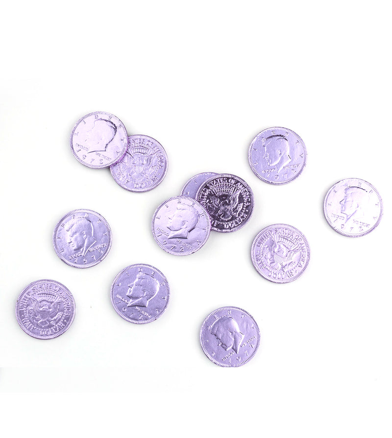 Color Parade: Fort Knox® Lavender Coins