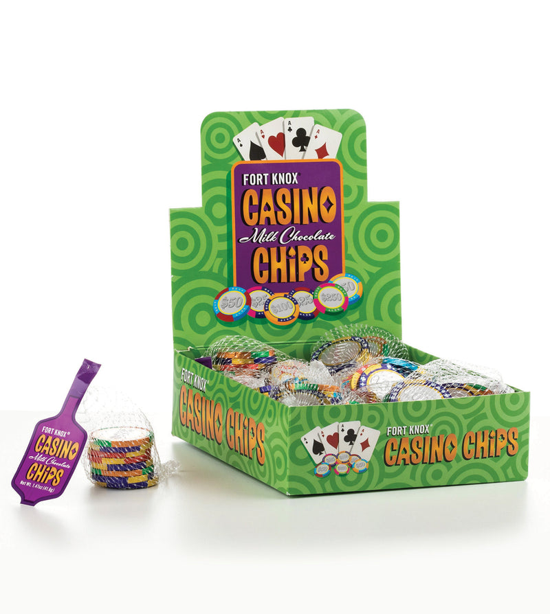 Fort Knox® Casino Chips