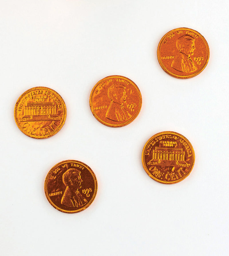 Color Parade: Fort Knox® Large Pennies