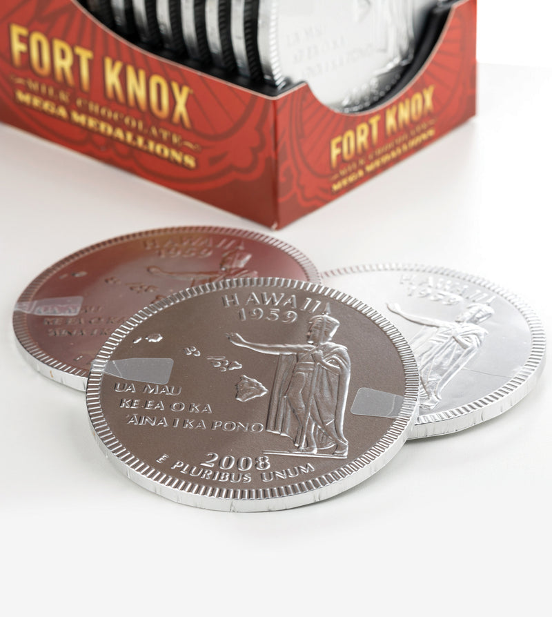 Fort Knox® Hawaiian Mega Medallions