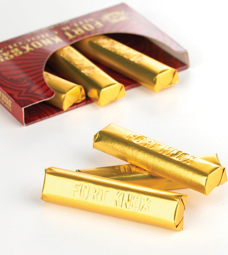 Fort Knox® Mini Gold Bars