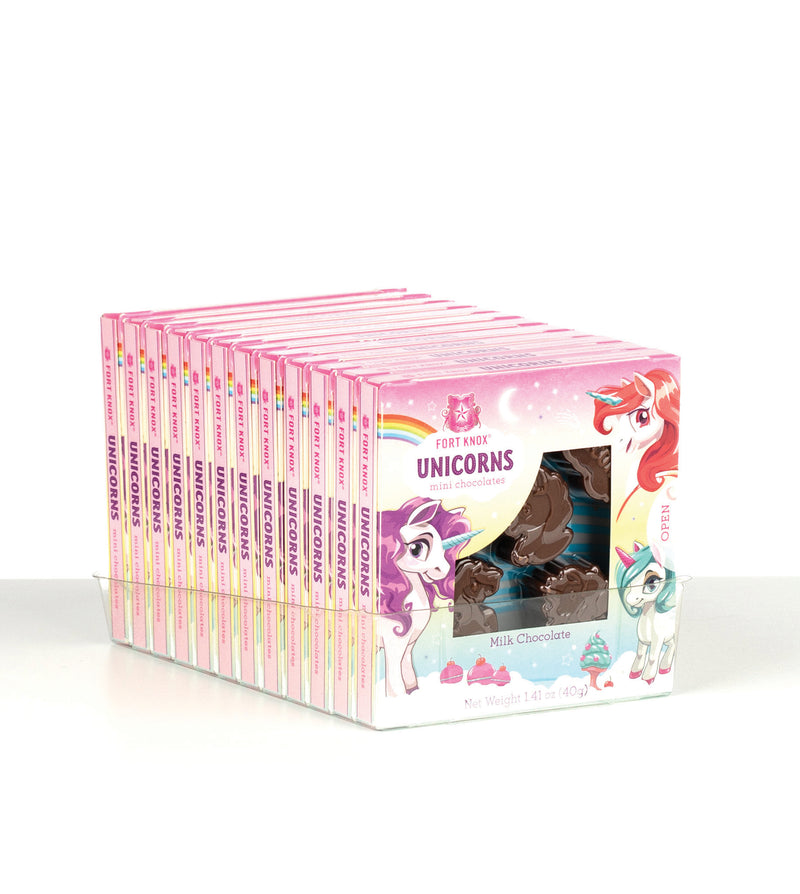 Fort Knox® Unicorns Mini Chocolates