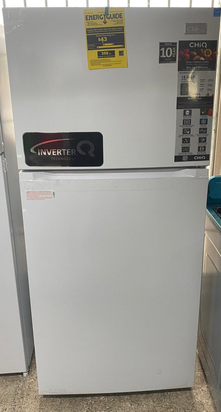 Nevera Chiq 18' Blanca Inverter