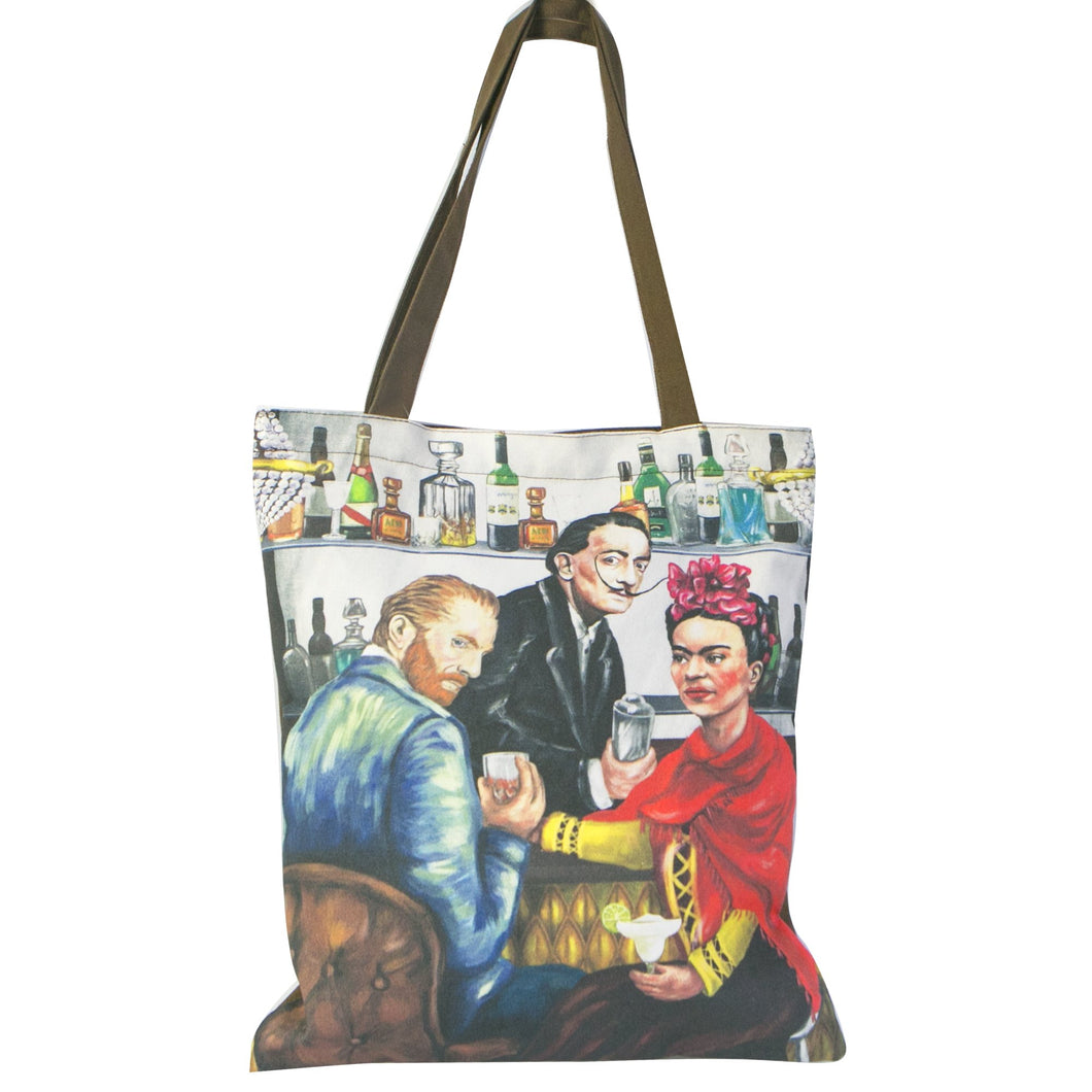 Tote bag Artists Hour