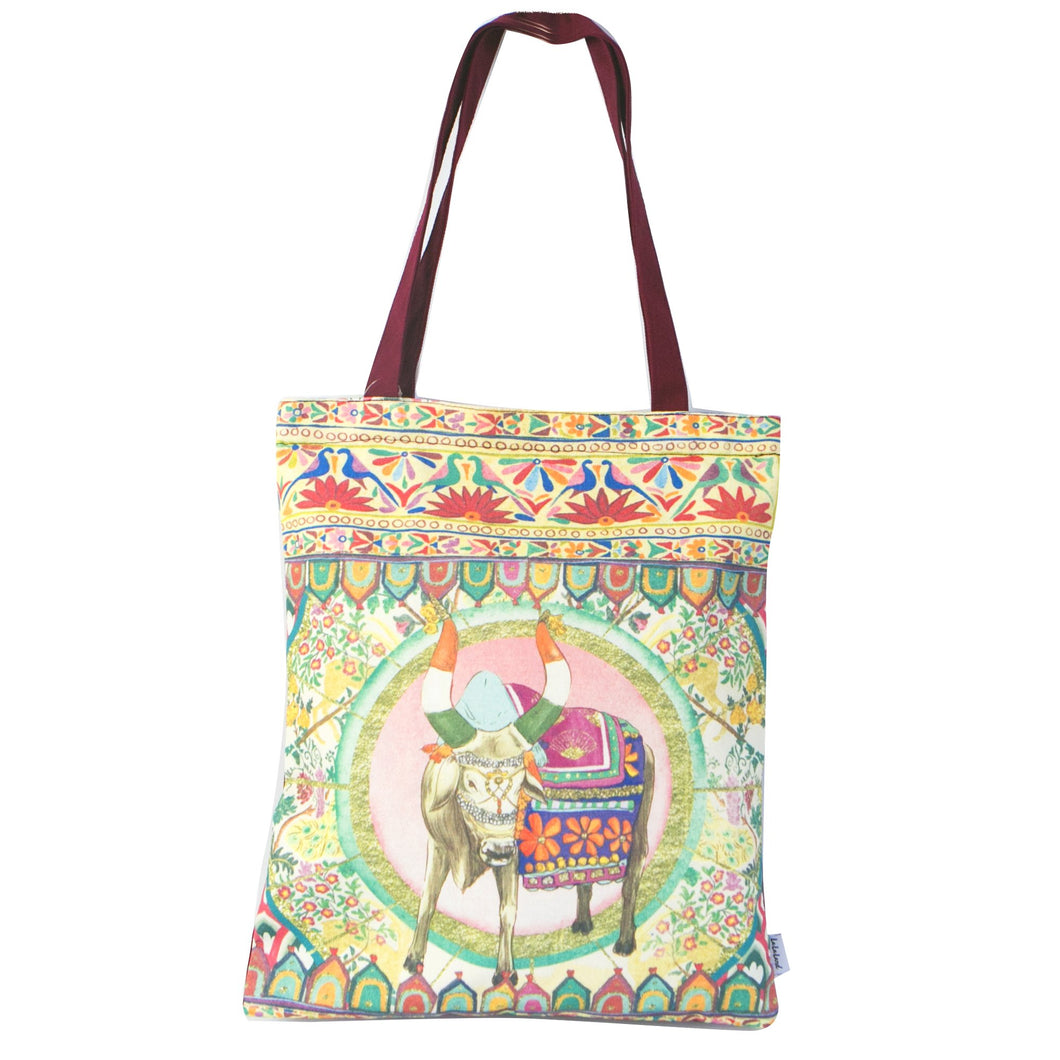 Tote Bag Powerful & Primitive
