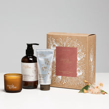 Load image into Gallery viewer, Gift Box Trio - Rose Geranium, Grapefruit & Clary Sage