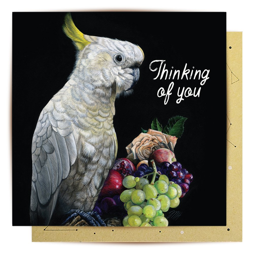Greeting Card Thinking of You