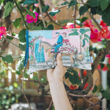 Load image into Gallery viewer, Clutch Purse Frida's Paradise vol.2