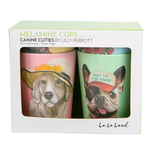 Cup Set Canine Cuties