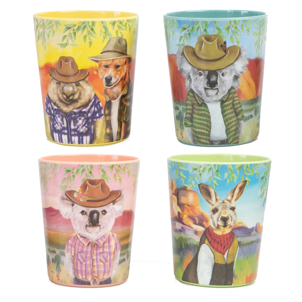 Cup Set Sunny Outback