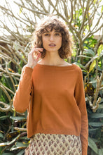 Load image into Gallery viewer, Elka Sweater - Russet