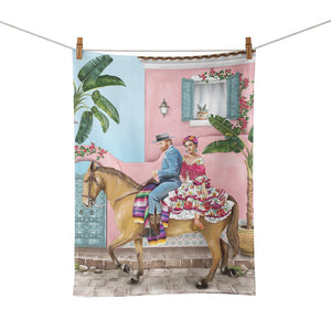 Tea Towel Frida's Paradise vol.2
