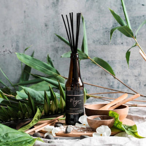 Reclaimed Beer Bottle Diffuser Himalayan Bamboo