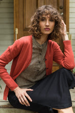 Load image into Gallery viewer, Lorell Cardigan - Cinnabar