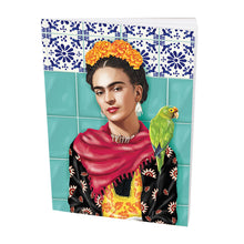 Load image into Gallery viewer, Pocket Book Frida's Paradise