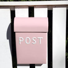 Load image into Gallery viewer, Post Box Medium Pale Pink