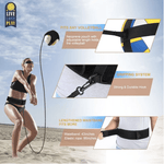 Ultimate Volleyball Trainer 2.0™ - Fit For Fuel build muscle lose weight burn fat at home workout resistance bands