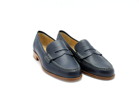 Luca Grossi Penny Loafer - Lorenzo Schuhe & Accessoires