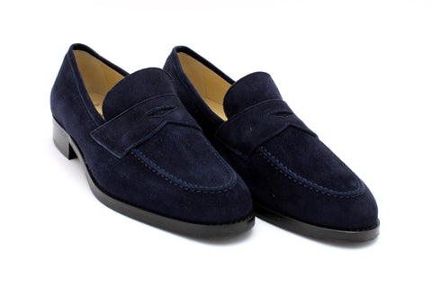 Luca Grossi Penny-Loafer - Lorenzo Schuhe & Accessoires