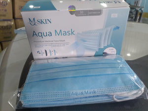 Personal Use 3-ply Disposable Face Masks (50 pcs)