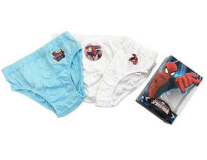 Spiderman panties (Pkt of 3)