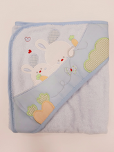 Load image into Gallery viewer, Baby hooded towels
