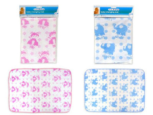 Baby changing mats