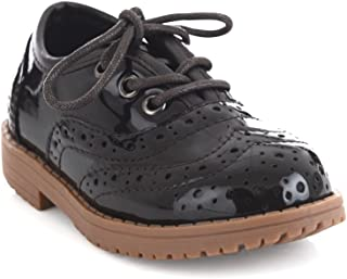 Boys shoes (navy/black/brown)