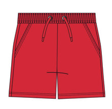 Load image into Gallery viewer, Cotton shorts (red or blue)