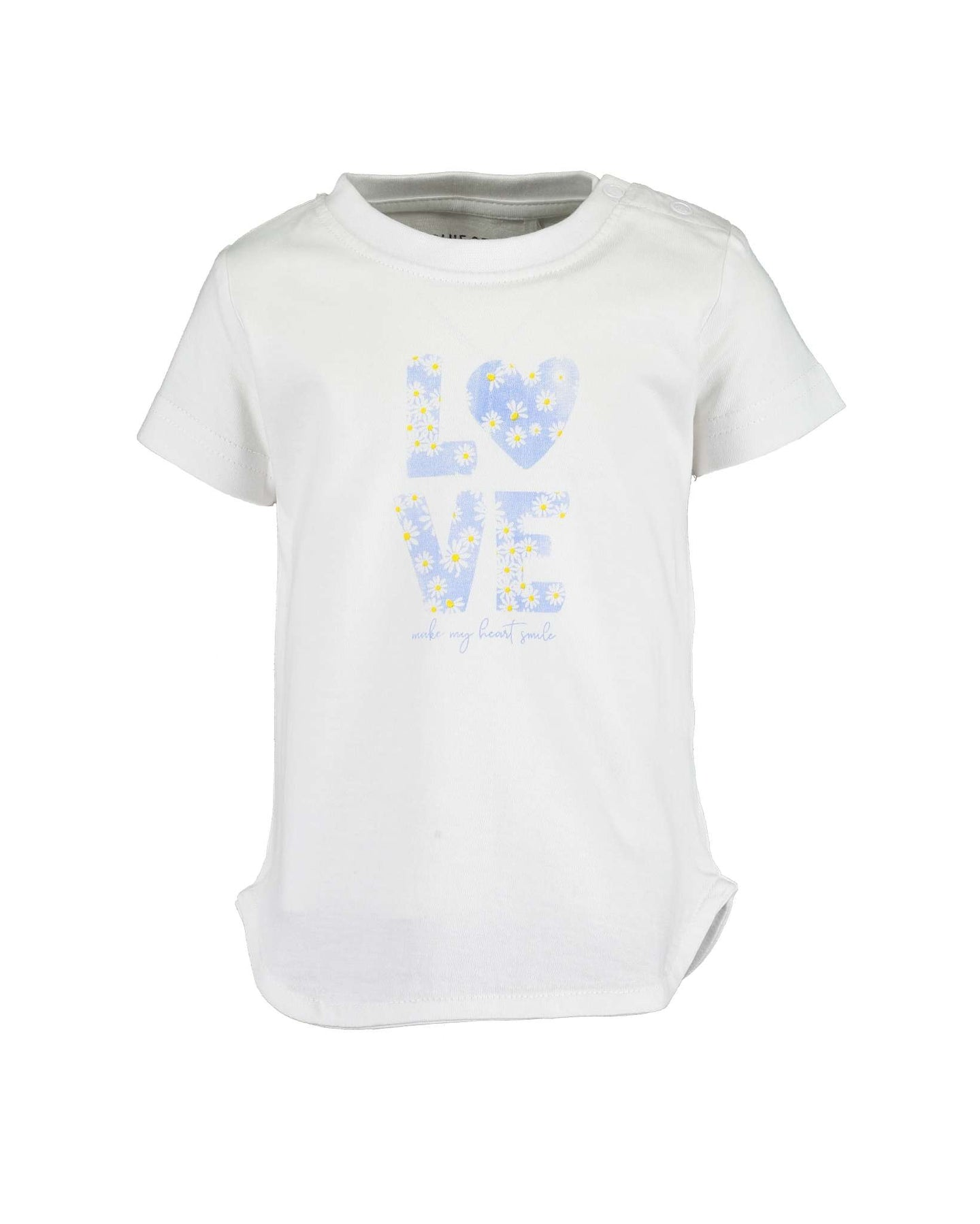 T-shirt with LOVE print