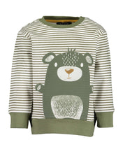 Load image into Gallery viewer, Khaki teddy sweater