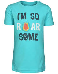 Roarsome t-shirt