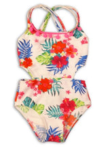 Load image into Gallery viewer, Tropical swimsuit
