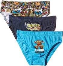 Load image into Gallery viewer, Turtles boy's panties