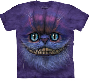 'Cheshire Cat' Mountain T-shirt