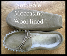 Load image into Gallery viewer, Moccasin Slippers