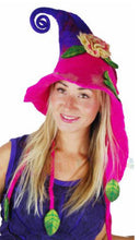 Load image into Gallery viewer, hat - pink Fairy