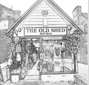 The Old Shed Gift Card