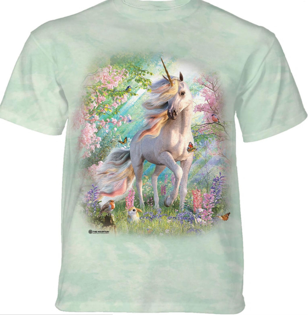 T-shirt 'Enchanted Unicorn '