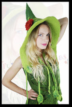 Load image into Gallery viewer, hat - Green Fairy