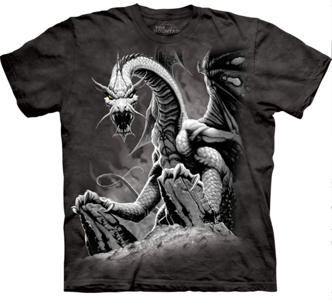 T-shirt 'Black Dragon'