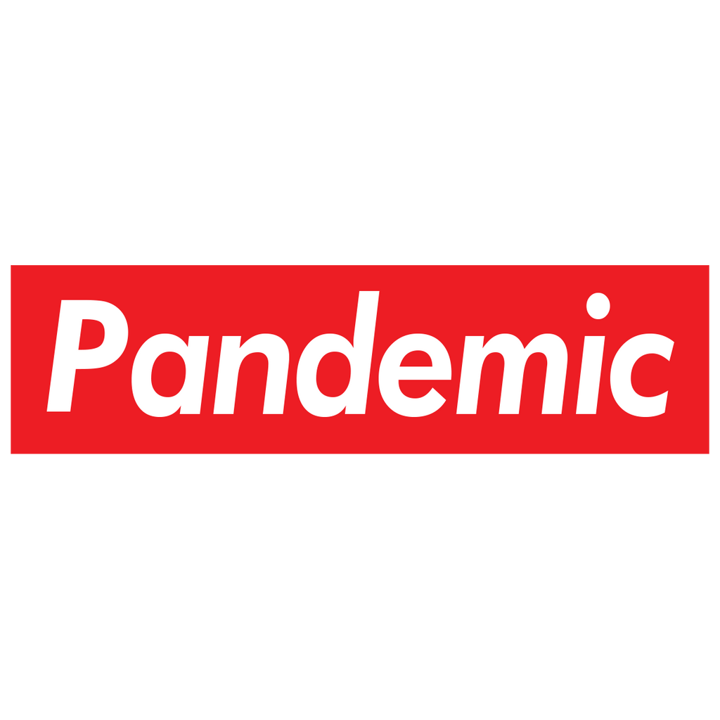 Pandemic Sticker - Coronavirus 2020
