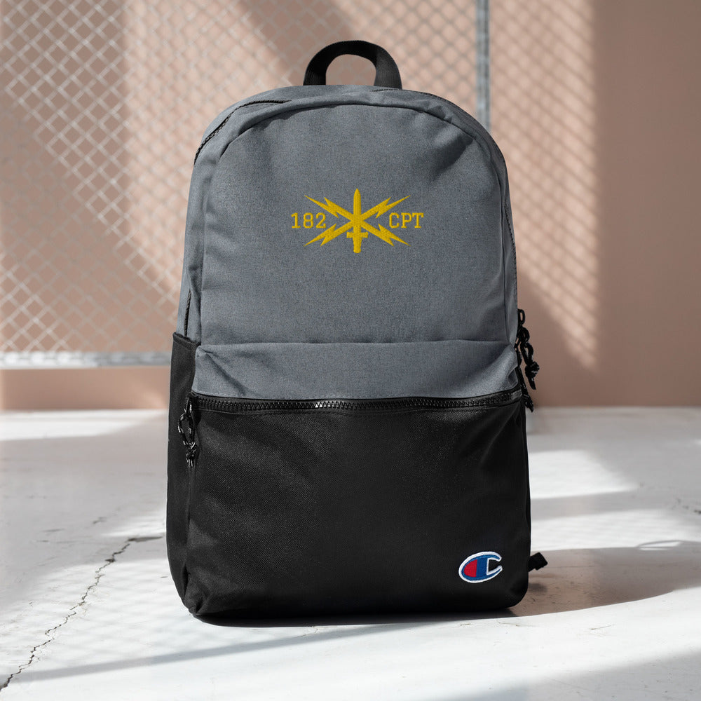 182 CPT Cyber Embroidered Champion Backpack