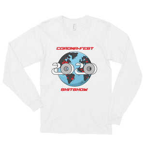 2020 CORONA-FEST | SHITSHOW - Long Sleeve Men Tee